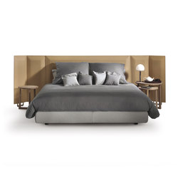 Eden Plus Bed | Camas | Flexform