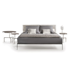Lifesteel Bed | Double beds | Flexform