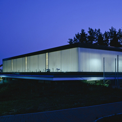 TIMax GL | Sporthalle Berlin | Facade design | Wacotech