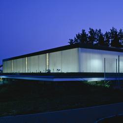 TIMax GL | Sporthalle Berlin | Fassadenbeispiele | Wacotech