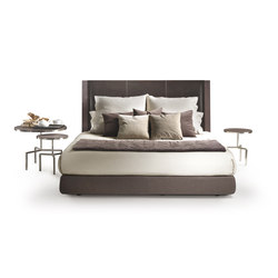 Margaret Bed | Double beds | Flexform