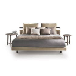 Patrik Bed | Double beds | Flexform