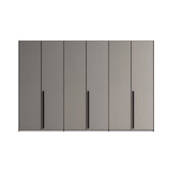 Senzafine Tess wardrobe | Built-in cupboards | Poliform