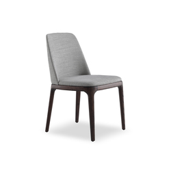 Grace Stuhl | Restaurant chairs | Poliform