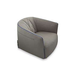 Santa Monica Sessel | Loungesessel | Poliform