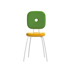 Ping Pong Pang | Restaurant chairs | Serralunga