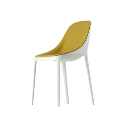 elle soft chair 071 | Chaises de restaurant | Alias