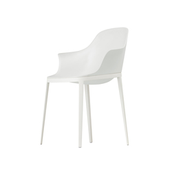 elle soft arm chair 073 | Sedie visitatori | Alias