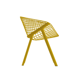 kobi chair 040 | Restaurant chairs | Alias