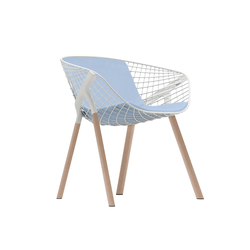kobi chair pad medium 041|043 | Multipurpose chairs | Alias