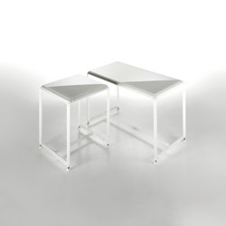 Linea Domino | Sitz 35 & 70 | Badhocker / Badbänke | Effegibi