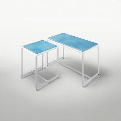 Linea Domino | panca 35 & 70 | Sgabelli / Panche bagno | Effegibi