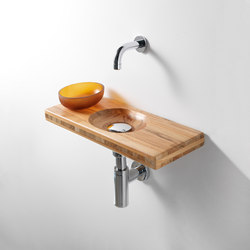 linea Mini | fuente | Wash basins | Effegibi
