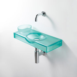 Linea Mini | spring | Wash basins | Effegibi