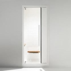 Omniasteam Touch 88 white | Turkish baths | EFFE PERFECT WELLNESS