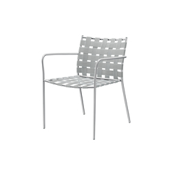 tagliatelle outdoor armchair 717 | Sillones de jardín | Alias
