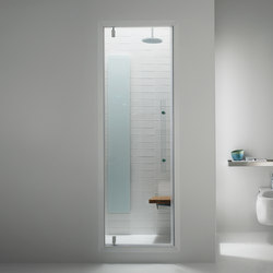 Touch&Steam with Smart 65 door | Turkish baths | Effegibi