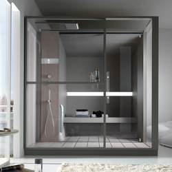 Logica H | Turkish baths | EFFE PERFECT WELLNESS
