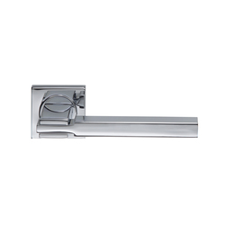 Quadra Door handle | Lever handles | GROËL
