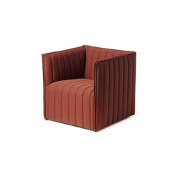 Kvilt Easy chair | Sillones lounge | Gärsnäs