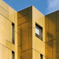 TECU® Brass | Fachada | Ejemplos de fachadas | KME