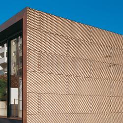 TECU® Brass | Facciata | Facade design | KME