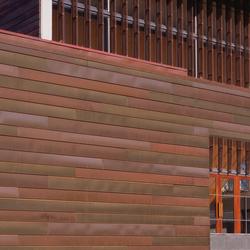 TECU® Bronze | Facade | Facade design | KME