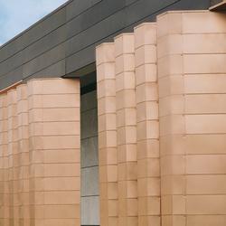 TECU® Bronze | Fachada | Ejemplos de fachadas | KME