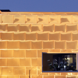 TECU® Gold | Facade | Facade design | KME
