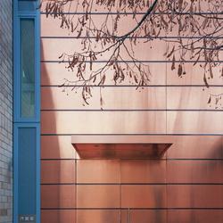 TECU® Bond | Façade | Facade design | KME
