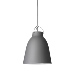Caravaggio Matt P2 Dark Grey | General lighting | Lightyears