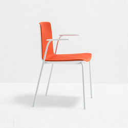 Noa 726 | Visitors chairs / Side chairs | PEDRALI