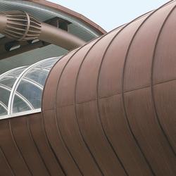 TECU® Oxid | Facade | Facade systems | KME