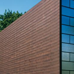 TECU® Oxid | Facade | Facade design | KME