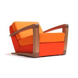Kustom Armchair | Poltrone lounge | Bark