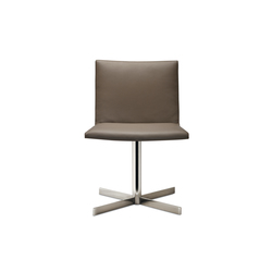 Kati X swivel chair | Restaurantstühle | Frag