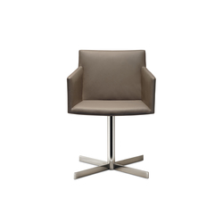 Kati PX swivel armchair | Visitors chairs / Side chairs | Frag