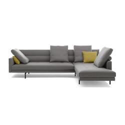 Gordon 495 corner sofa | Canapés | Walter Knoll