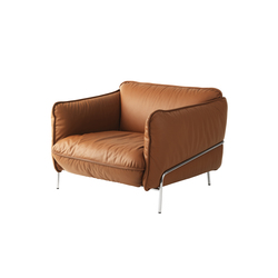Continental easy chair | Poltrone lounge | Swedese