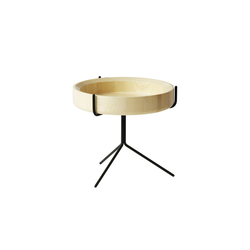 Drum table | Mesas auxiliares | Swedese