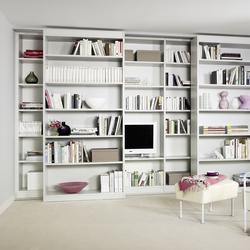 Rima interior system | Librerías | raumplus