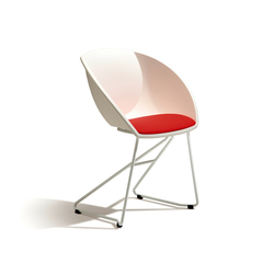 Popcorn | Multipurpose chairs | Fora Form