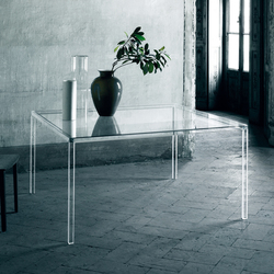 Luminous | Dining tables | Glas Italia