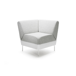 Addit Corner Unit | Modular seating elements | Lammhults