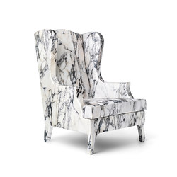 Louis XV Goes To Sparta armchair | Loungesessel | Baleri Italia by Hub Design