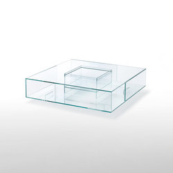Seasons | Lounge tables | Glas Italia
