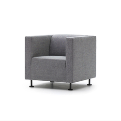 Gambetta Armchair | Lounge chairs | Cappellini