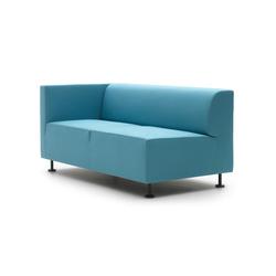 Gambetta Sofa | Lounge sofas | Cappellini