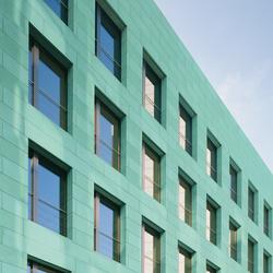 TECU® Patina | Facade | Facade design | KME