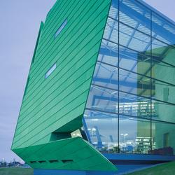 TECU® Patina | Facciata | Facade design | KME